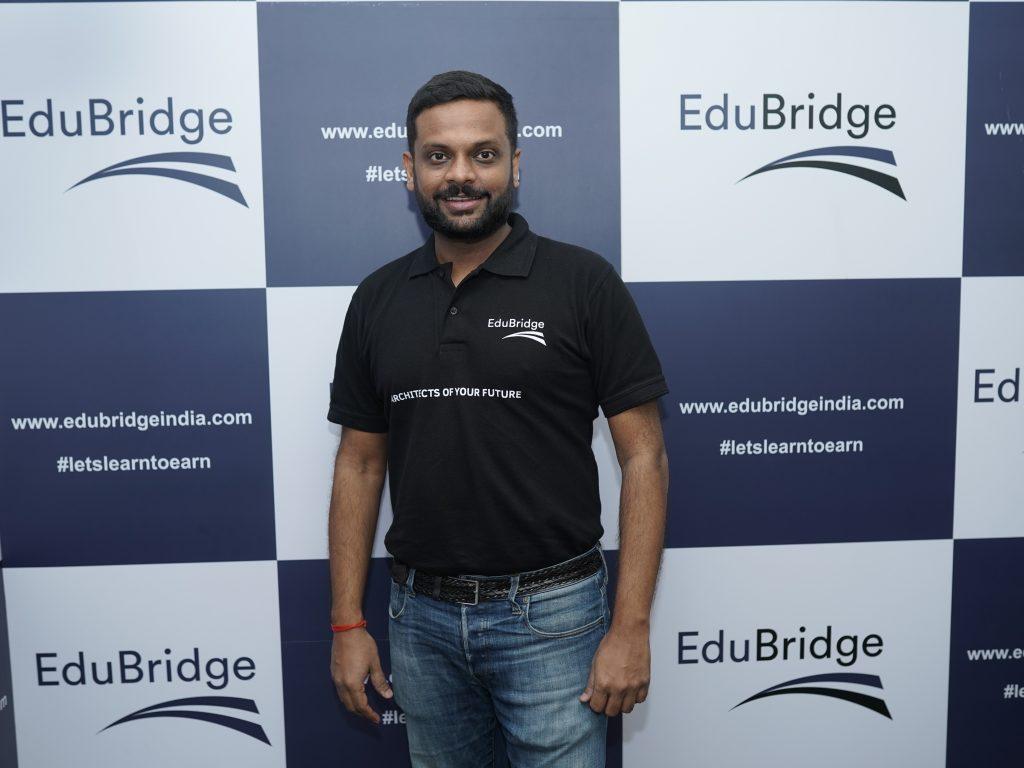 Mr. Girish Singhania, CEO EduBridge