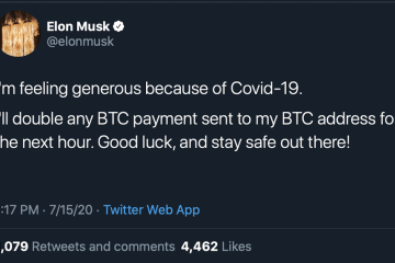 Musk Hacked Scam