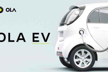Ola EV Cabs