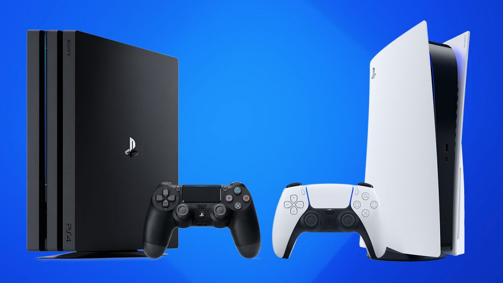 PS 5 and PS5