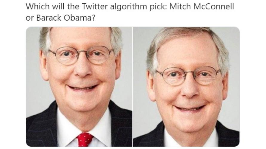 Twitter bias