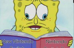 New Nintendo Switch Pro