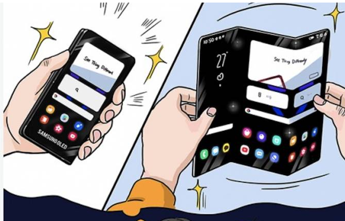 Samsung Galaxy Z Fold Tab With A Tri-Fold Design, Says New Filed Patents