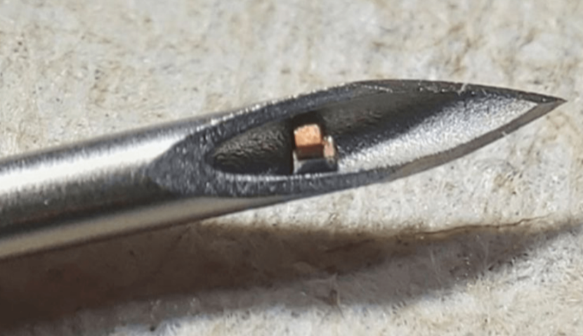 This Chip Which Can Injected Into Human Body Can Track Health Status From Inside Your Body