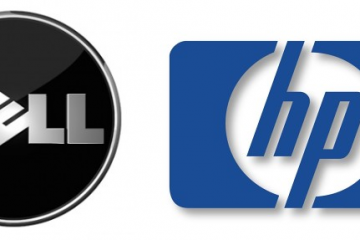 Dell and HP