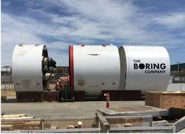 The Boring Company teams up with Tesla EV