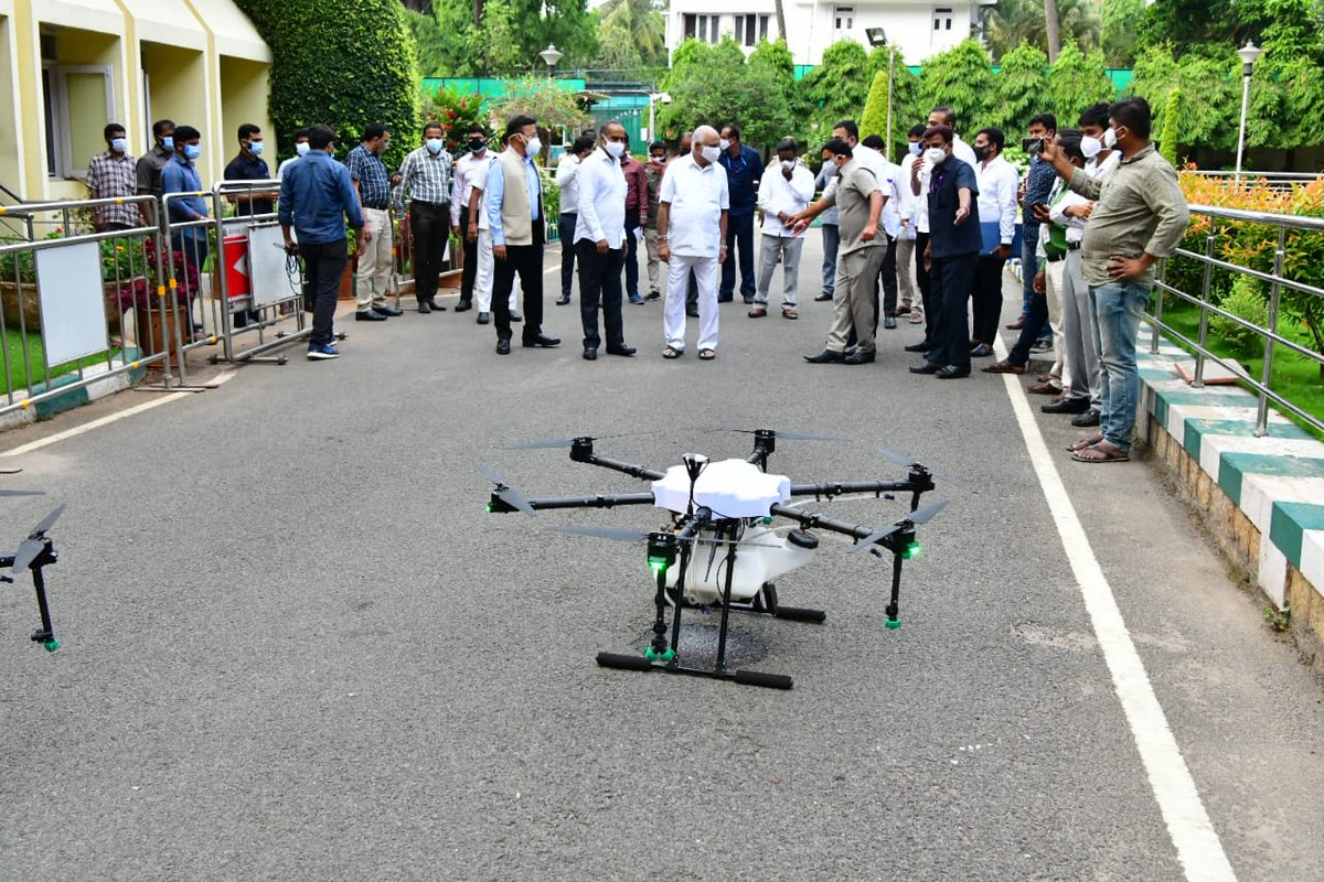 Drones In Karnataka