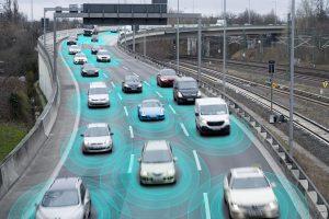 Self-driving car market