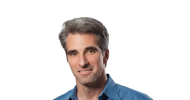 Craig Federighi at Apple