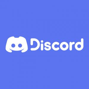 New Discord logo