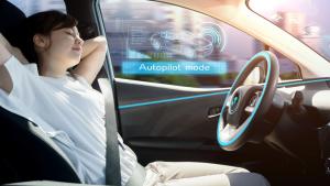 Self driving car market