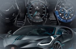 Bugatti Announces Its 3 New Smartwatches Coming With Latest Cutting Edge Technology