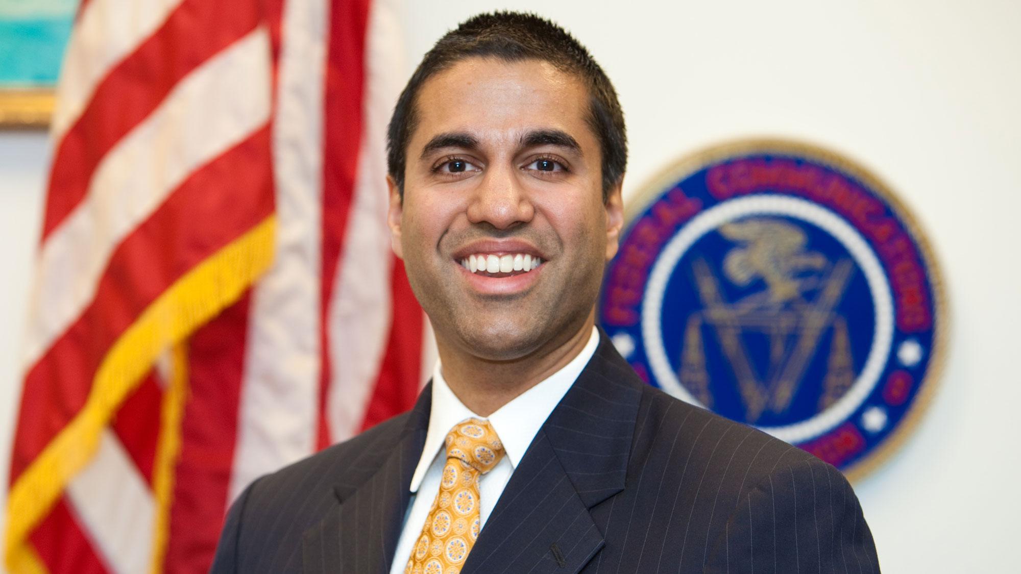 Ajit Pai- Chairman, FCC