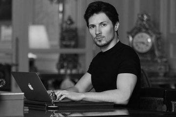 Telegram's Pavel Durov