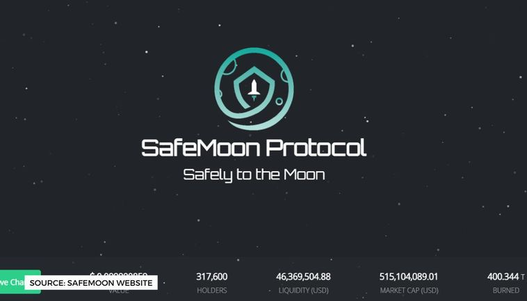 Safemoon CEO tweets about Doge