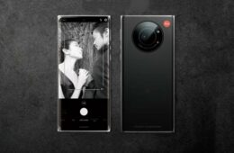 Leica Launches Leitz Phone 1 - First Smartphone Packed With 1-Inch Rear Camera Sensor
