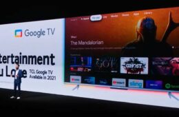 TCL To Soon Launch A New TV Powered With Google TV Onboard