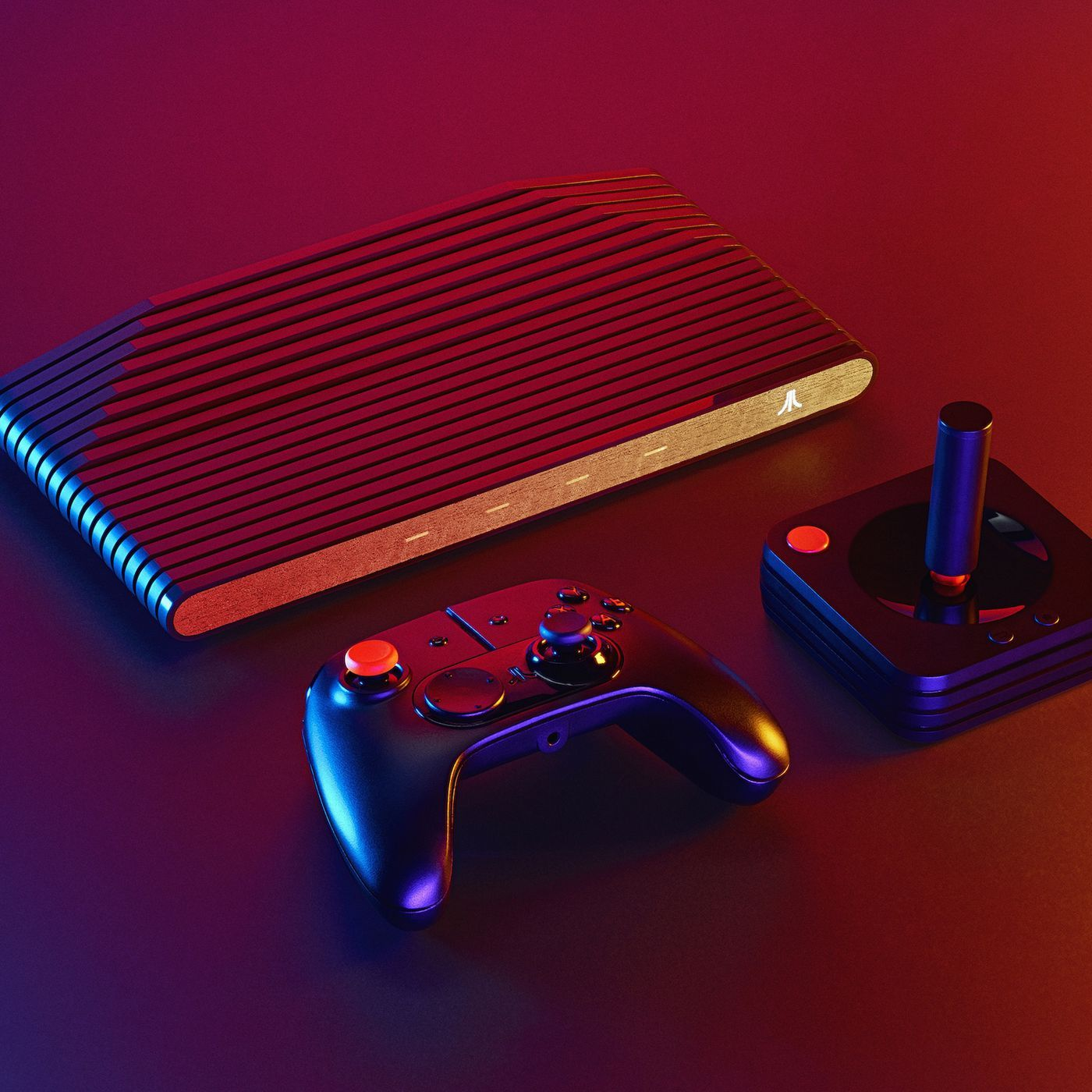 The All Atari VCS Retro Consoles Finally Get Its Retail Release After A Long Wait