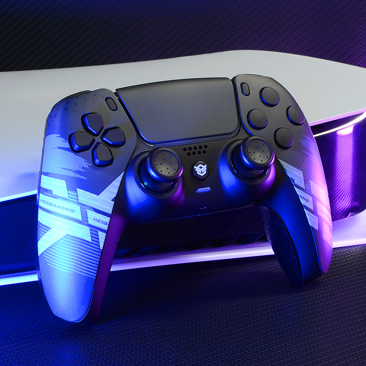 Third Party PS 5 Controller By HexGaming