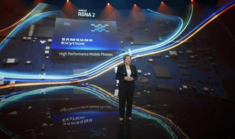 Samsung processor combined with AMD RDNA2 GPU tipped to launch in July