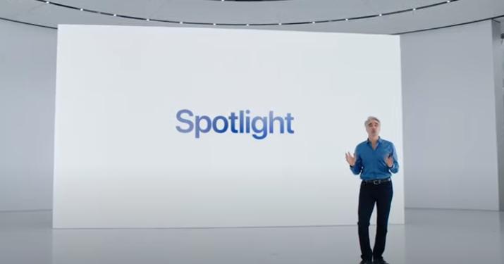 Spotlight Feature In Apple iOS 15