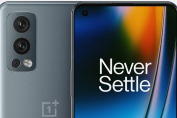 OnePlus Nord 2 new renders surfaced online showing similar design to OnePlus 9 series