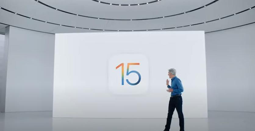 Introduction iOS 15