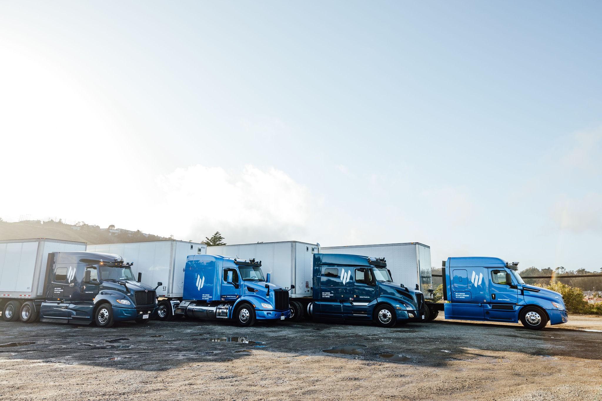 Embark Trucks