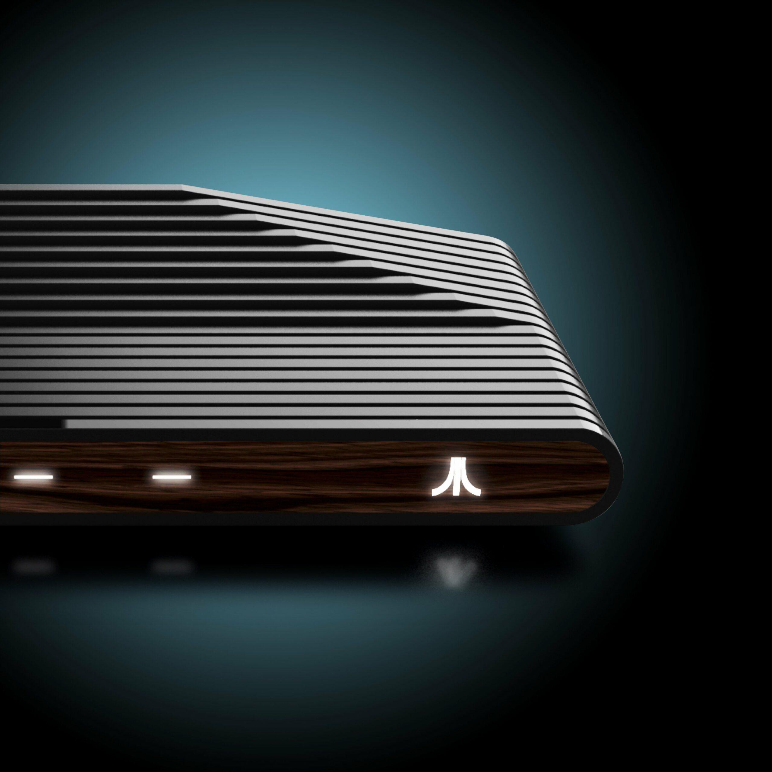 Atari VCS Retro Consoles Retail Release