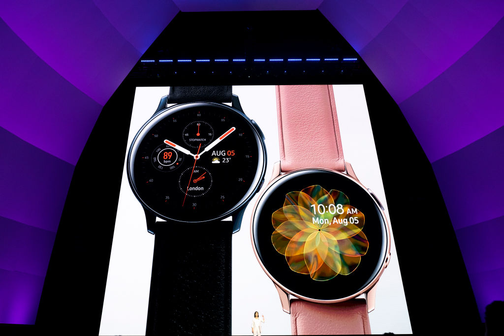 Samsung's upcoming Watch Active 4 new renders leaked online before launch