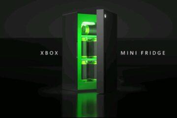 Microsoft showcases all-new Xbox Series X mini-fridge