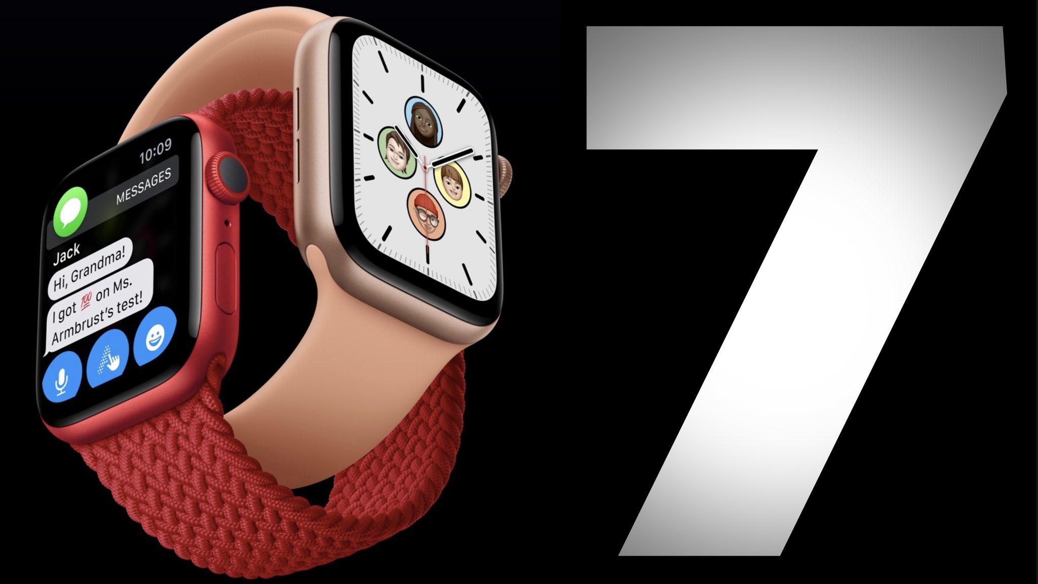 Apple watch series 7 speculated to feature dual-sided S7 chip
