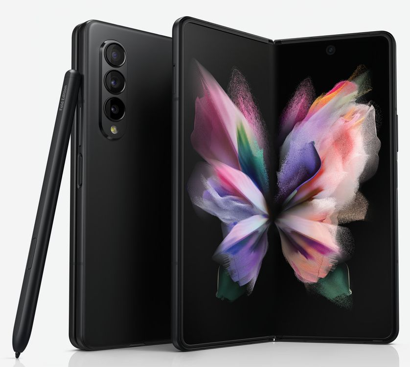 What new renders for Samsung galaxy z flip 3 and galaxy z fold 3 reveals?