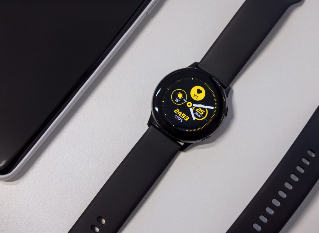 Leaked renders and specification for Samsung galaxy watch 4
