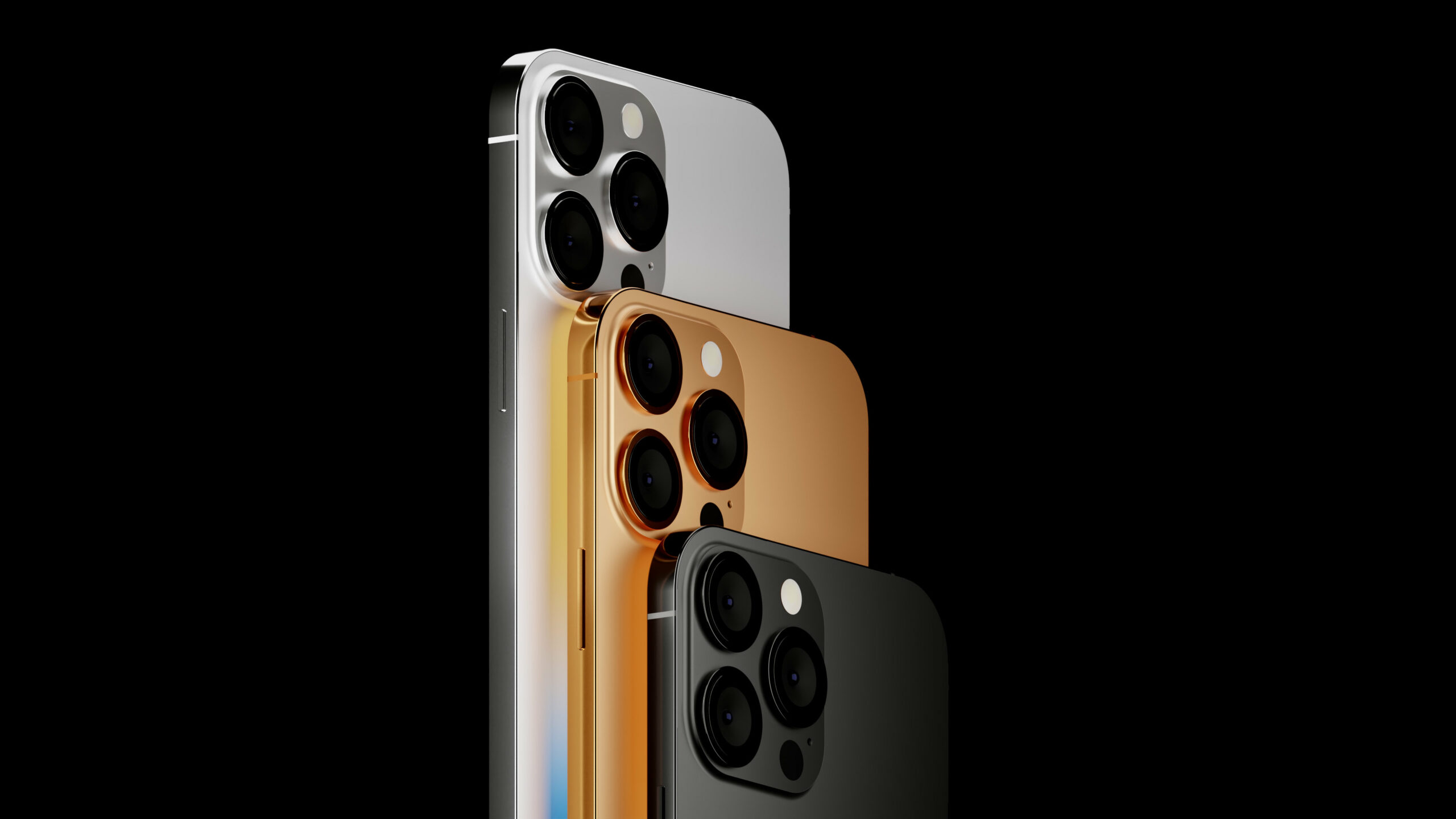 Apple iPhone 13 Pro with Ultra-wide camera with autofocus
