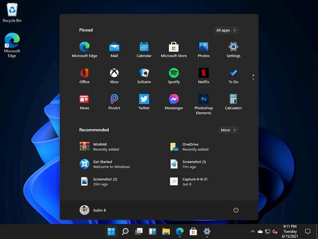 New Microsoft App Store In Windows 11