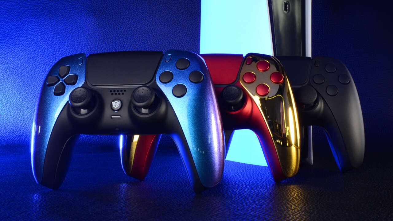 Third Party PS5 Controller By HexGaming – What's The Pricing