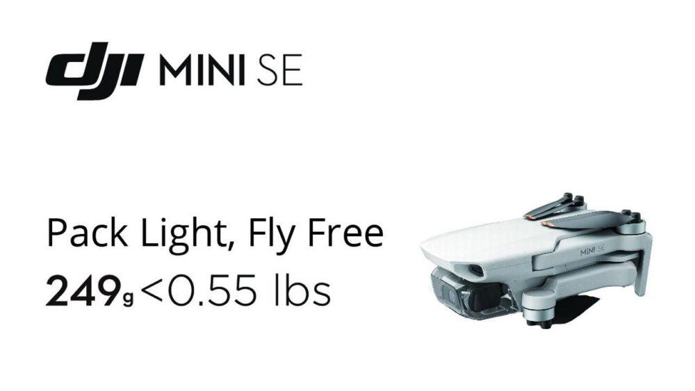DJI Mini SE Leaked Online