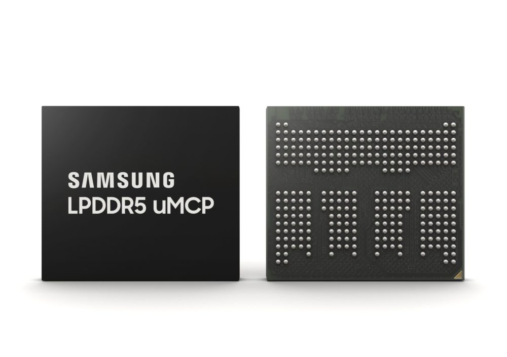 Samsung LPDDR5 uMCP Chip With Flagship Experience For Low Costing Smartphones