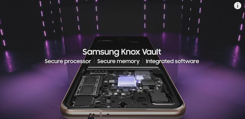 Samsung Knox Vault – Working Explained