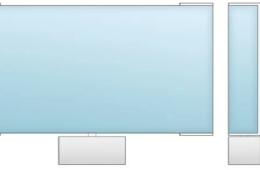 LG patents compact dual side rollable OLED TV