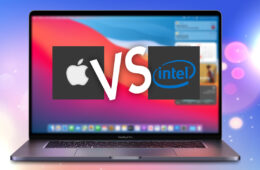 Apple Silicon v/s Intel