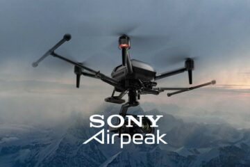 Sony Officially Announces Its Professional Drone At $9,000 Which Was Teased At CES