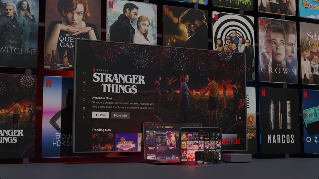 Netflix gaming service
