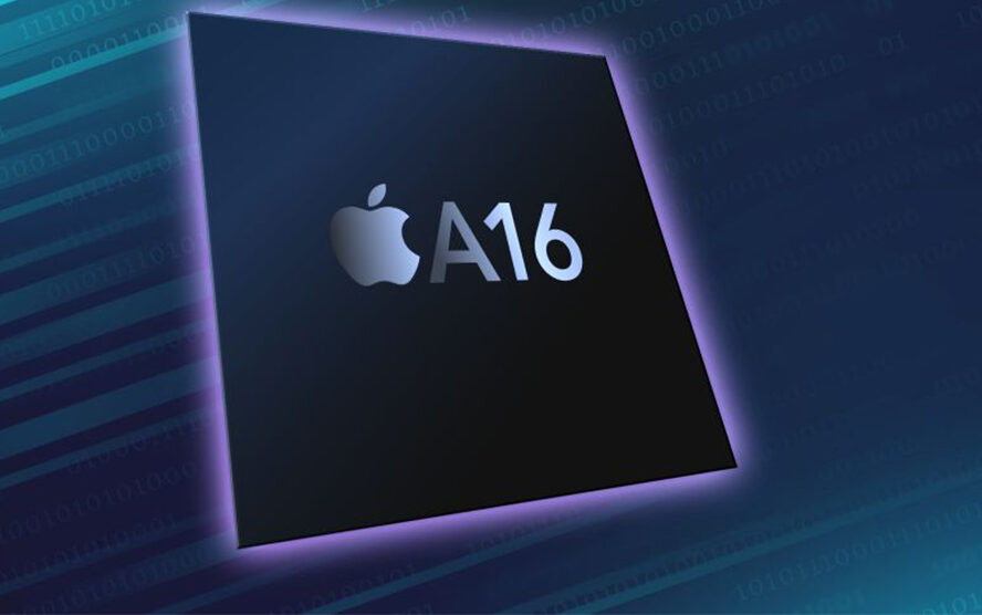 A16 Bionic processor that will power the iPhone 14 series