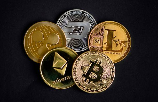 crypto as gold replacement