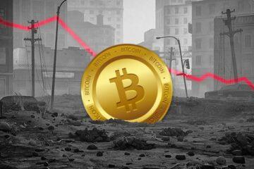 Cryptocrash memes trend on Twitter