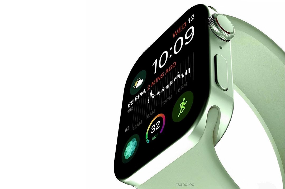 Is it better to have a microLED display or not? In Apple Watch Series 7