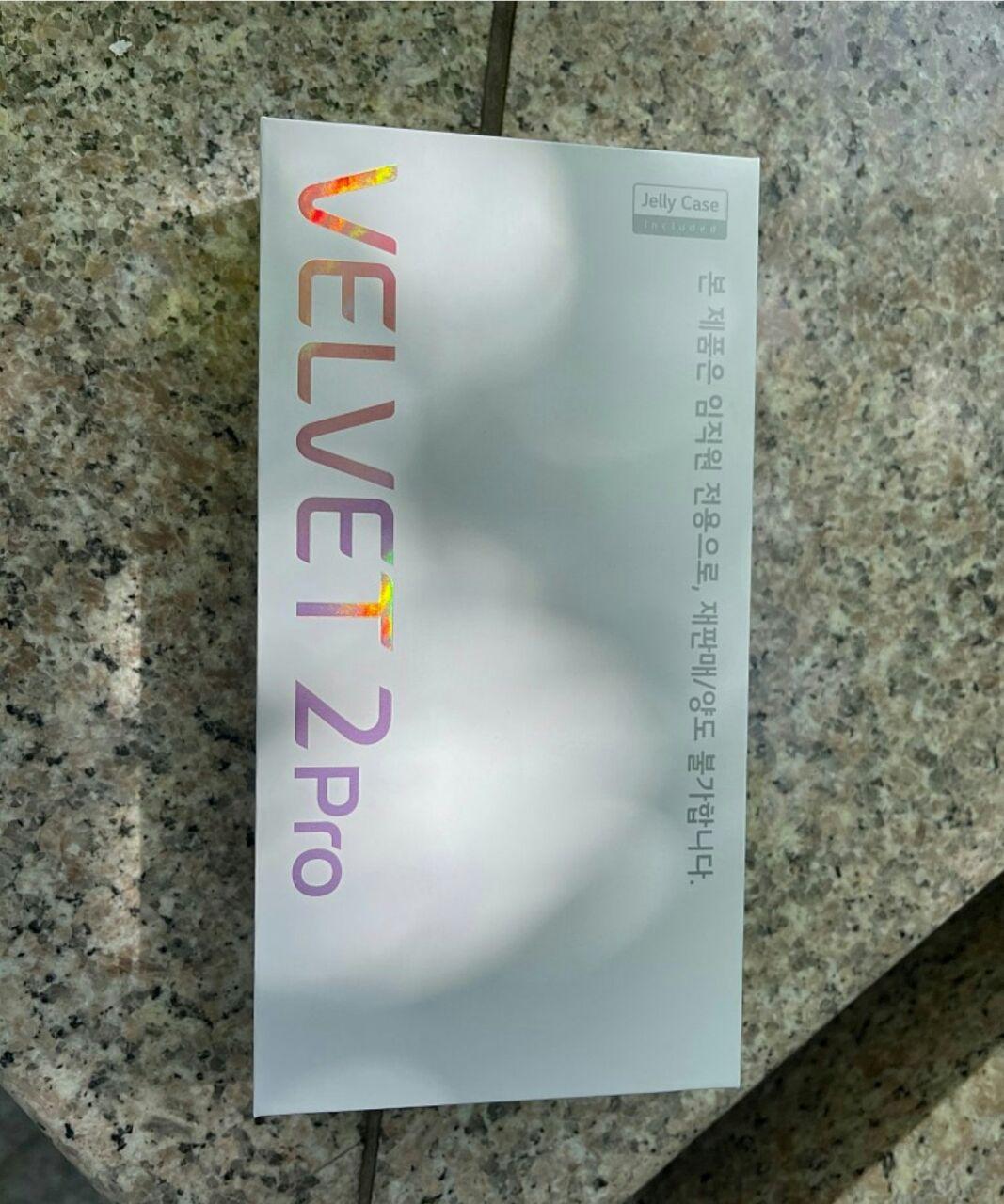 New Flagship By LG - LG Velvet 2 Pro Promo Images Got Leaked Online