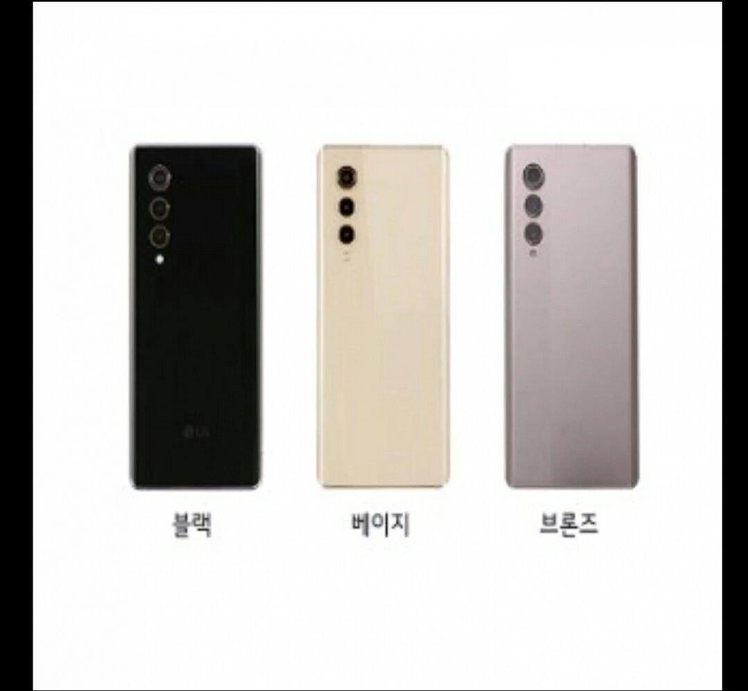 LG Velvet 2 Pro Specification (Rumored)